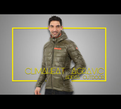 adidas Outdoor Terrex Climaheat Agravic Down Hoodie Review