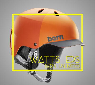 Bern Unlimited Watts EPS Helmet Review