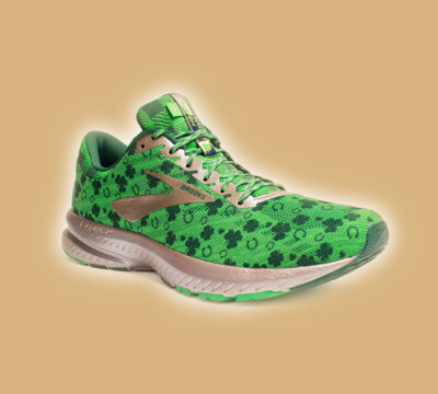 Brooks Running Launch 6 Shamrock Shoe Returns!