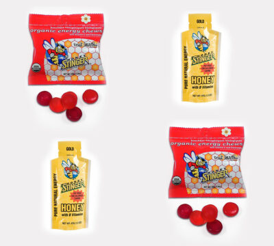 Honey Stinger Gels and Chews Review