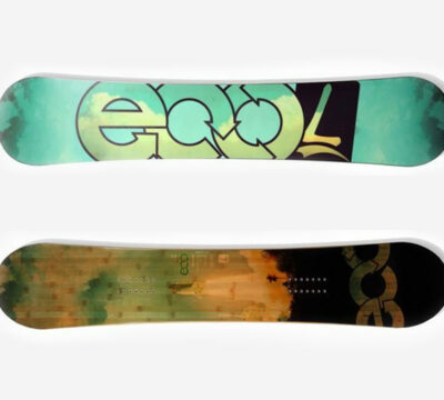 Launch Snowboards ECO Board Review