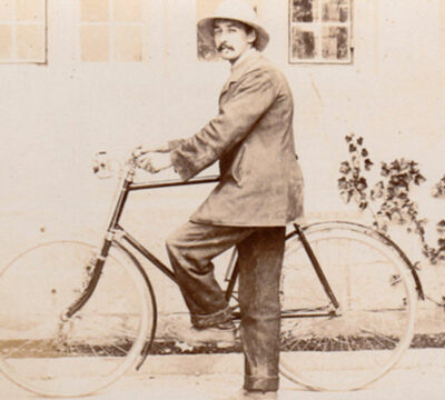 The Evolution Of Bicycle Helmets