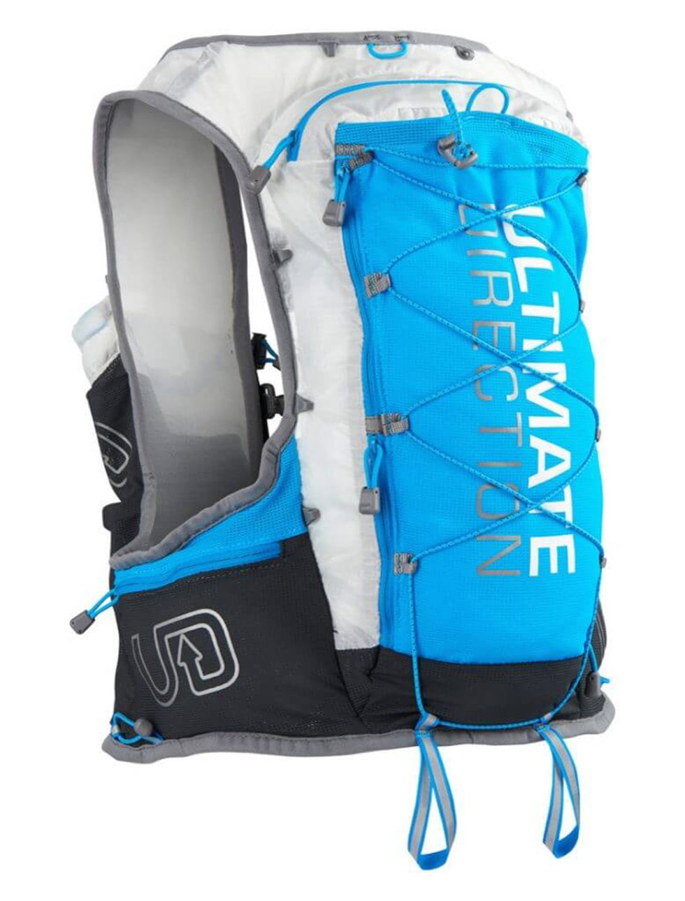 Ultimate Direction AK Mountain Vest 3.0 back view