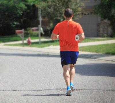 Why does running make me poop?